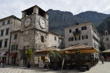 Charming streets of Kotor.