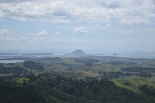 Papamoa Hills viewpoint