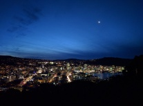 Wellington, one of my favorite civilization oasis.