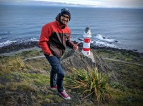 One day trip to Cape Palliser.