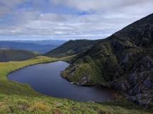 Mt Hahanui panorama.