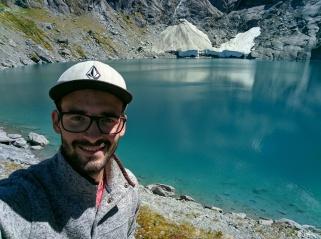 Crucible Lake.