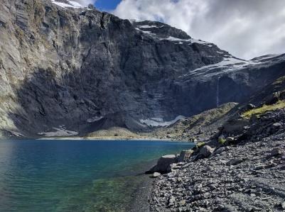 Lake Castalia.