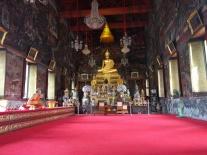 Monk & Buddha.