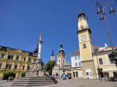 Sunny Banska Bystrica.